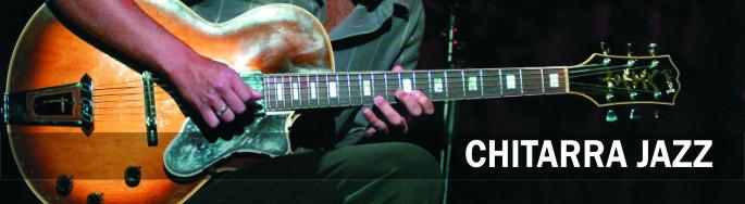 Strisce Corso CHITARRA Jazz