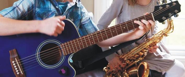 Corsi di musica bambini